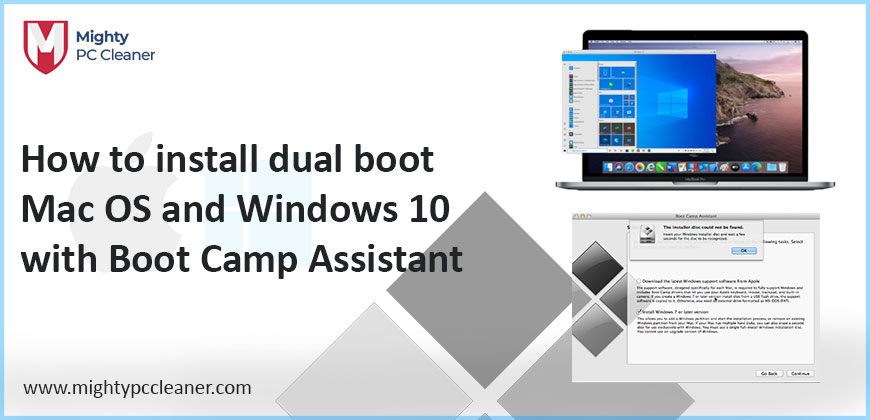 How to install dual boot Mac OS and Windows 10 with Boot Camp Assistant