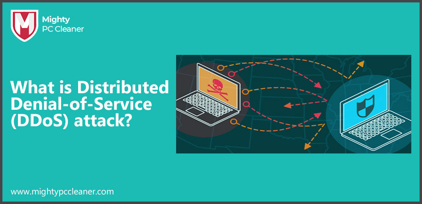What is Distributed Denial-of-Service DDoS attack